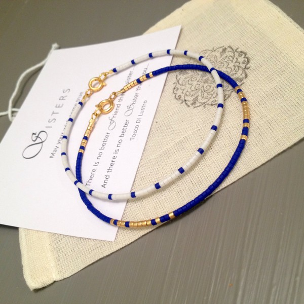 Sister Bracelets For 5