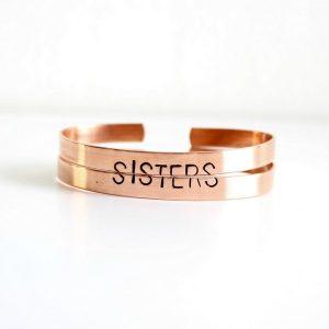 Sister Charm For Bracelets