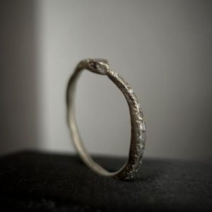Snake Eternity Ring