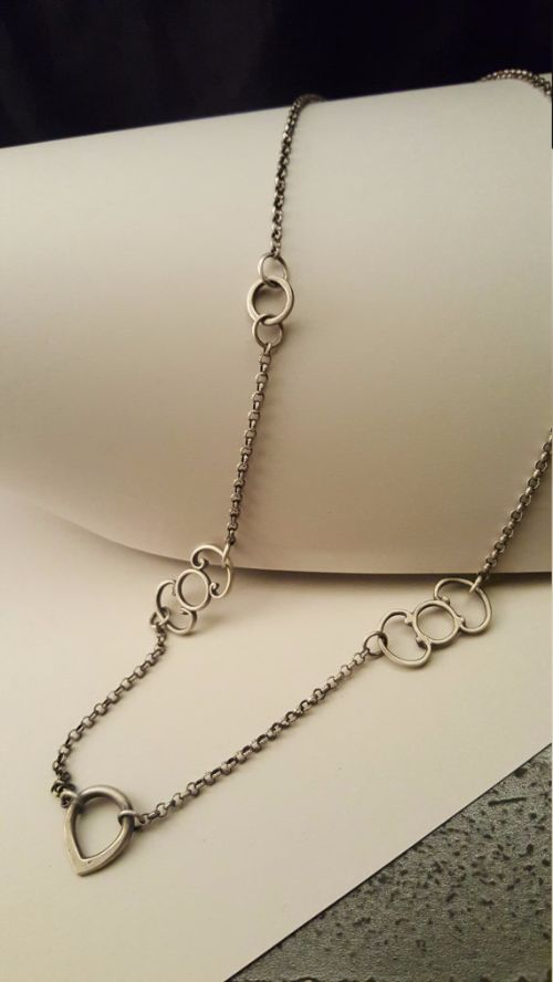 Sterling Silver Necklaces For Men