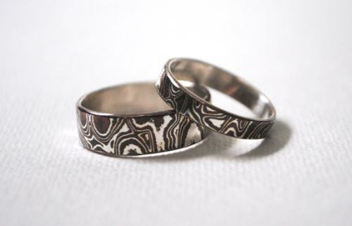 Sterling Silver Promise Rings For Couples