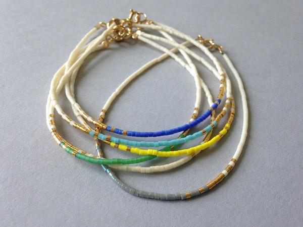 Sterling Silver Stack Bracelets