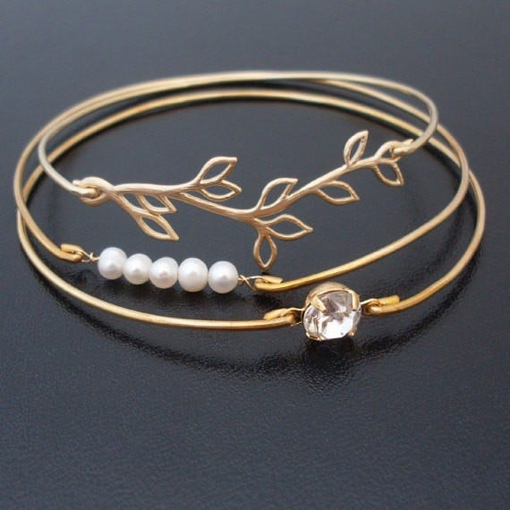 Swarovski Rhinestone Bridal Jewellery Bracelet