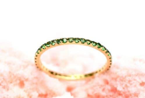 Tiffany Eternity Ring