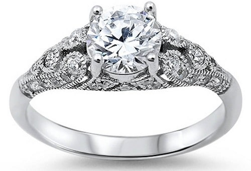 Tiffany Vintage Engagement Rings