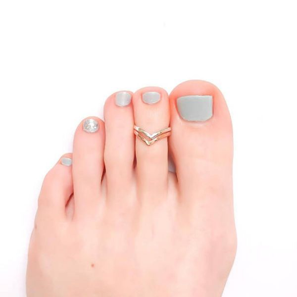 Toe Rings For Weight Loss