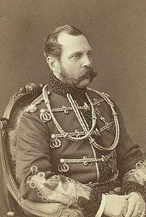 Tsar Alexander II (1818-1881)
