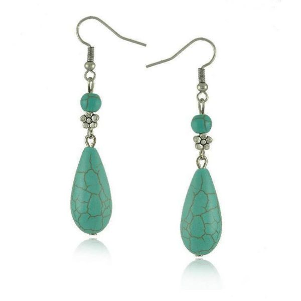 Turquoise Jewelry Earrings