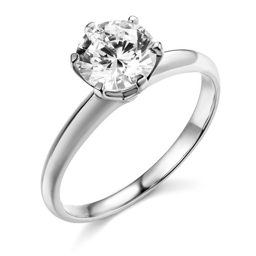 Twjc Wedding Collection 14K Yellow Or White Gold