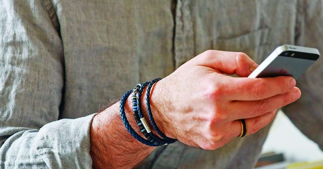 44 Unique Bracelet Stack Sets for Men