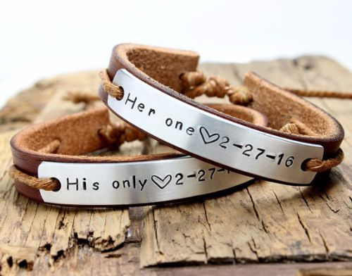 Unique Bracelets For Couples