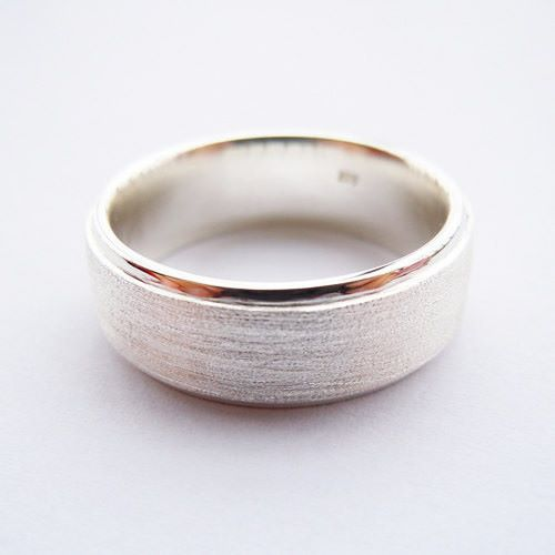 Unique Mens Ring To Perfection Wedding Bands Rose Gold