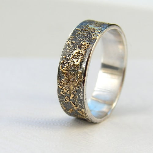 Unique Mens Wedding Bands And Rings