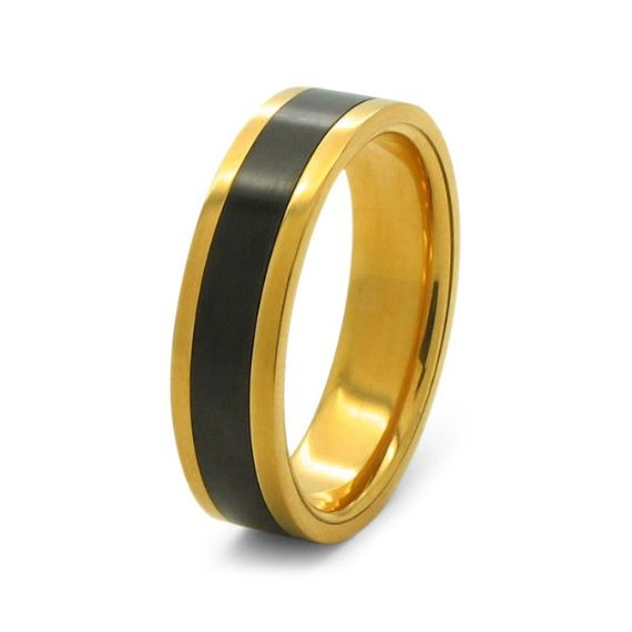 Unique Mens Wedding Bands Gold