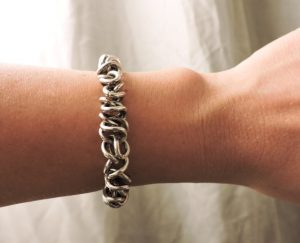 Unique Silver Bracelets For Men