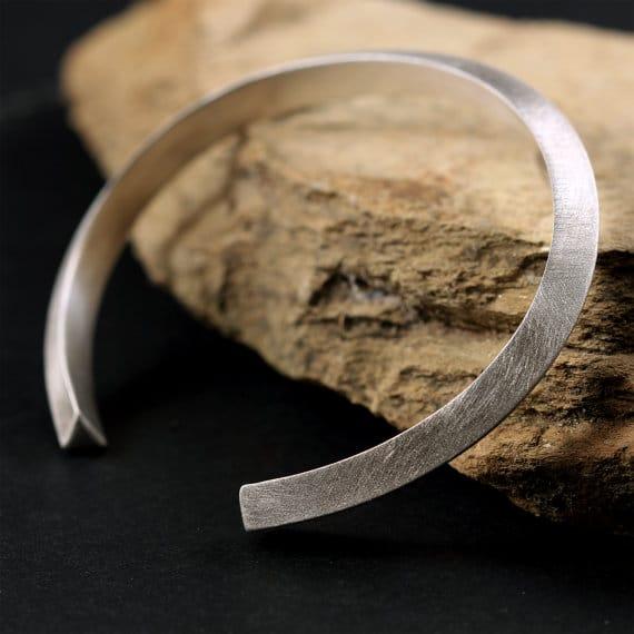 Unique Sterling Silver Bracelets For Men