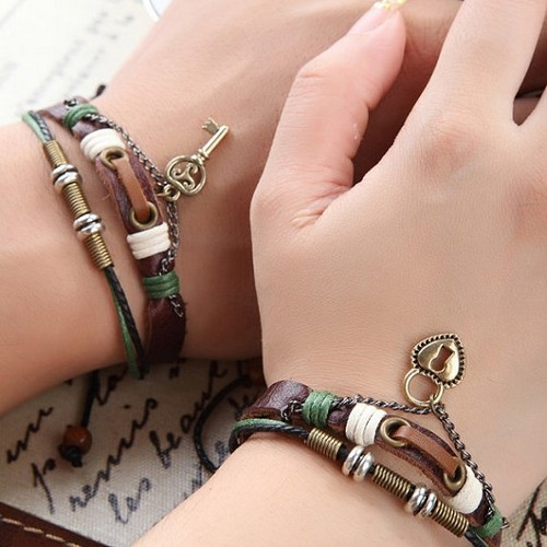 Unusual Bracelets For Couples