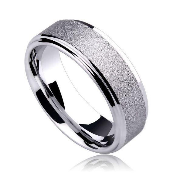 unusual mens wedding rings - Mens Platinum Wedding Ring