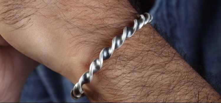 30 Unique Silver Bracelets for Men