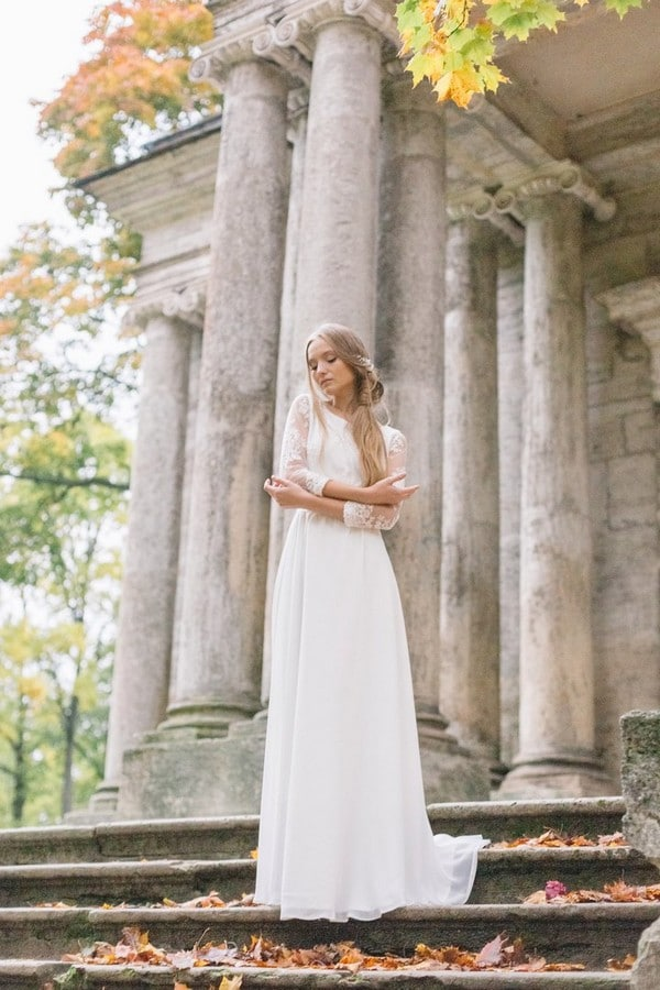 Vintage Boho Wedding Dresses