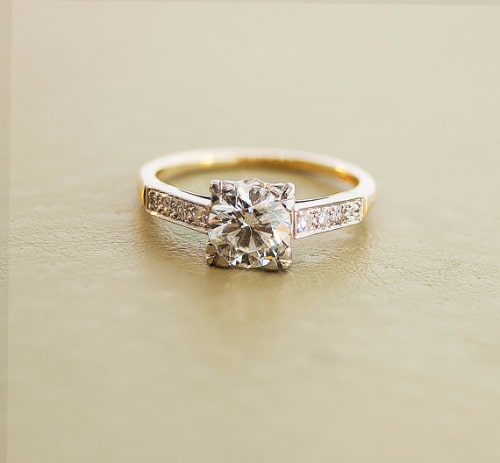 Vintage Engagement Rings Canada