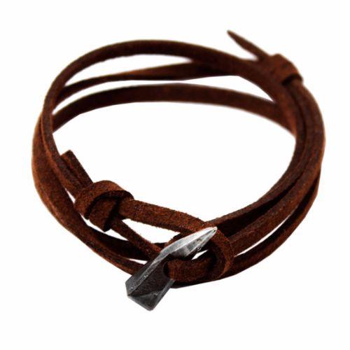Vintage Mens Leather Bracelets