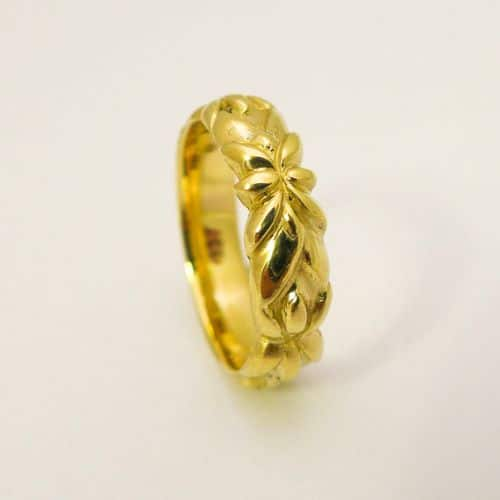 Vintage Unique Wedding Rings