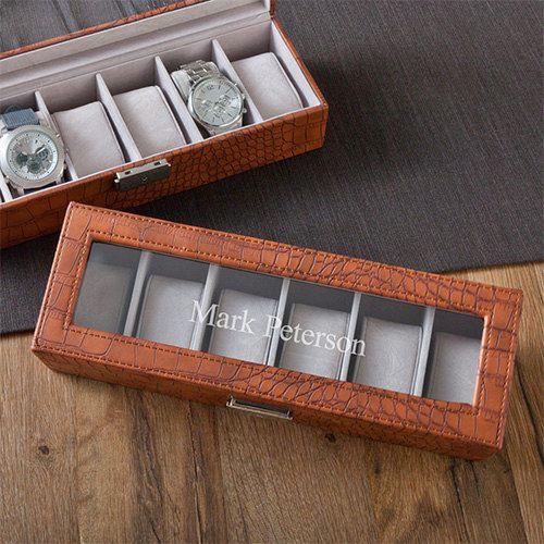 Watch Jewelry Box For Men