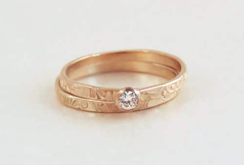 Wedding Bridal Ring Sets