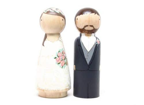 Wedding Cake Toppers Nz