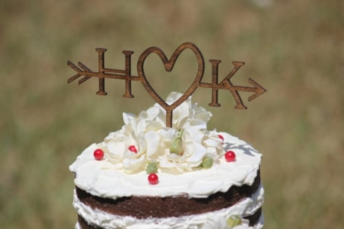 Wedding Cake Toppers Pinterest