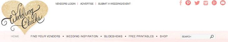 Wedding Chicks Blog