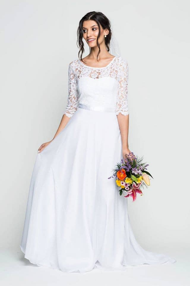 Wedding Dresses Under 500 Pounds