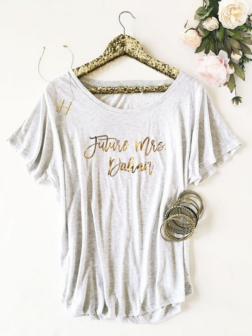Wedding Gift Ideas For Bride From Bridesmaids
