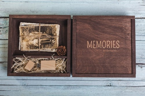 Wedding Photo Box Heirloom