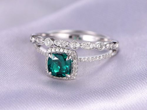 Wedding Ring Bridal Sets