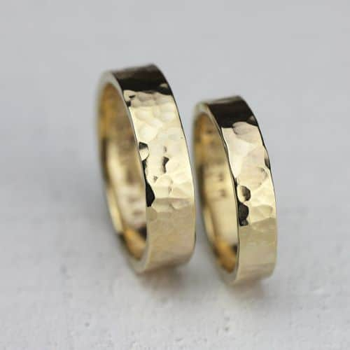25 Affordable Wedding Ring Sets for Him and Her