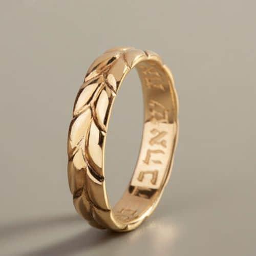 Wedding Rings Engraving Ideas