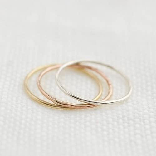 Wedding Rings For Females