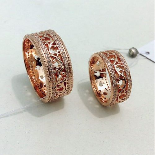 Wedding Rings For Man And Woman