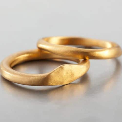 Wedding Rings His And Hers