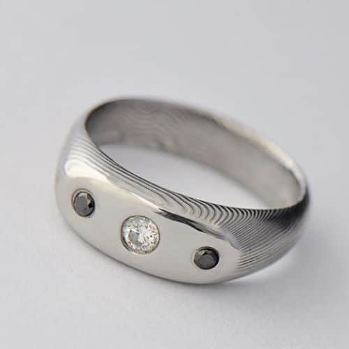 Wedding Rings Unisilver