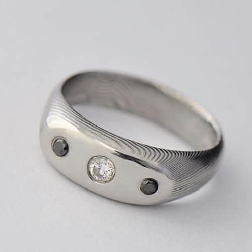 Wedding Rings Unisilver