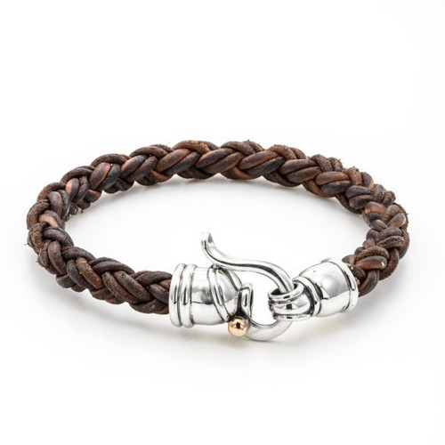 Where Can I Buy Mens Leather Bracelets