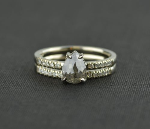White Gold Engagement Rings For Women