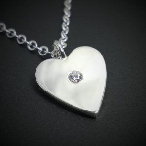 Womens Diamond Necklace