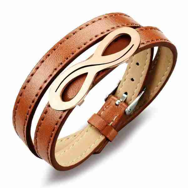 Womens Infinity Bracelet