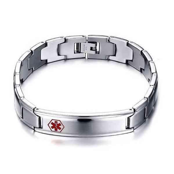 Womens Medical Alert Bracelet