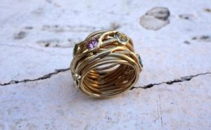 Womens Ring Unique