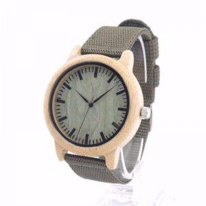 Wood Grain Watches